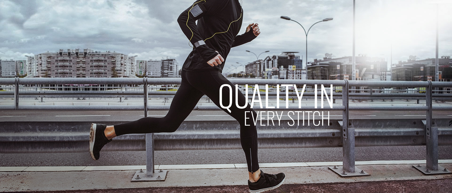 Quality in every Stitch-